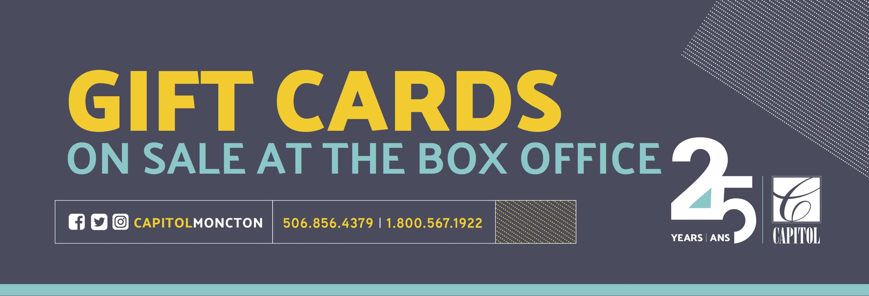 Gift Cards web header