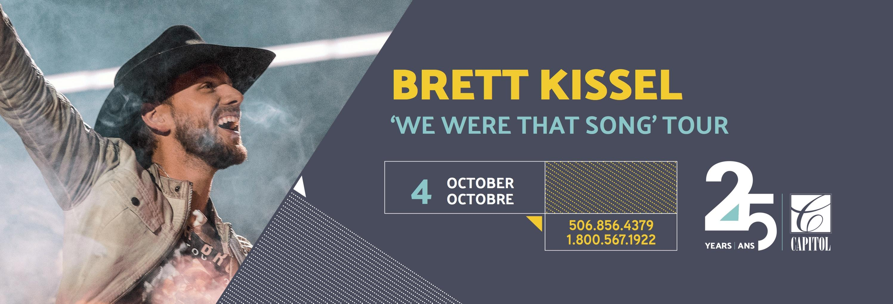 Header site web Brett Kissel
