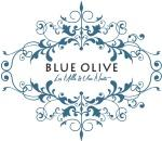 blue olive logo vectorized