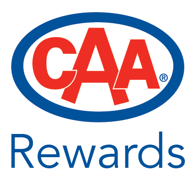 logo caa rewards en