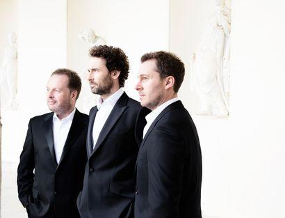 The Celtic Tenors Image 1