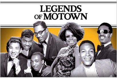 Legends Of Motown Image