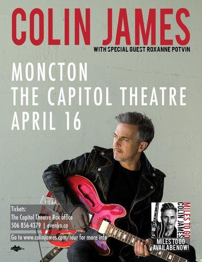 Colin James Image 1