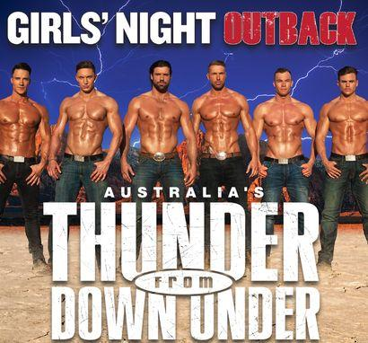 Thunder From Down Under Image 1