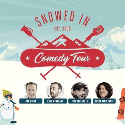 Snowed In Comedy Tour Image 1