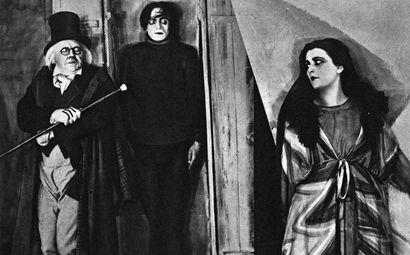 The Cabinet of Dr Caligari Image 1