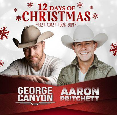 George Canyon & Aaron Pritchett Image 1