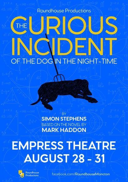 The Curious Incident of the Dog in the Night-Time Image 1