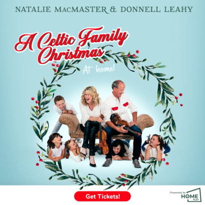 Natalie MacMaster & Donnell Leahy - A Celtic Family Christma ... Image 1
